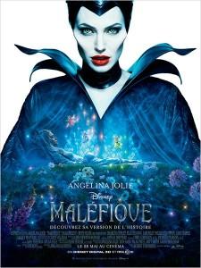 Affiche française du film Maléfique