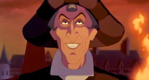 Le Juge Claude Frollo