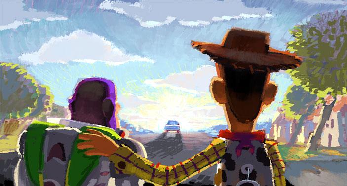 Annonce de Toy Story 4