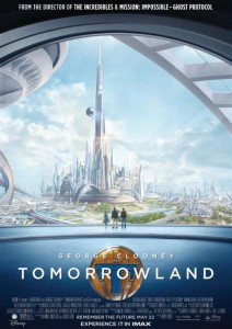 Affiche de Tomorrowland