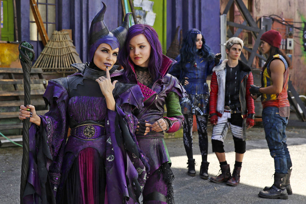 Descendants : Maléfique et Mal, sa fille