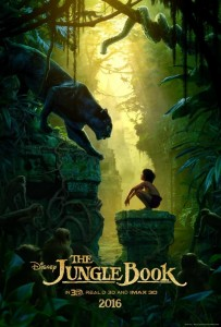The Jungle Book - poster US