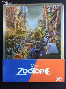 Zootopie Bluray FR
