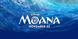 Logo Moana (film Disney)