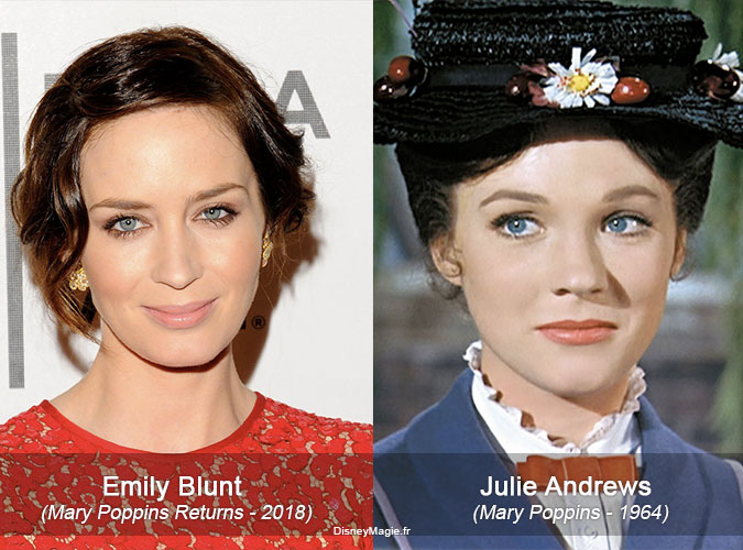 Mary Poppins 2 : Emily Blunt