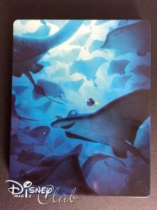 Steelbook Le Monde de Dory