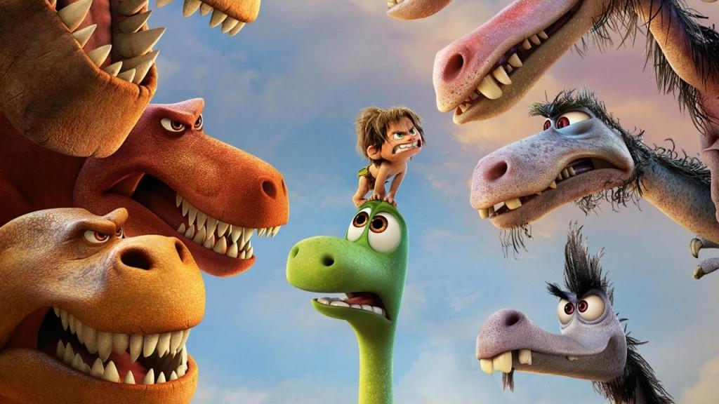 Le Voyage d'Arlo - Pixar