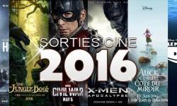 Sorties Ciné 2016 - DisneyMagie.fr